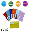 Plastic Slim Card USB Flash Drive