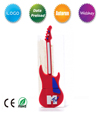 Guitar Shape USB Flash Drive