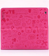 For iPad 2 Magnetic Slim Leather Smart Cover Stand Case