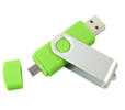 OTG USB Flash Drive for Mobile Phone